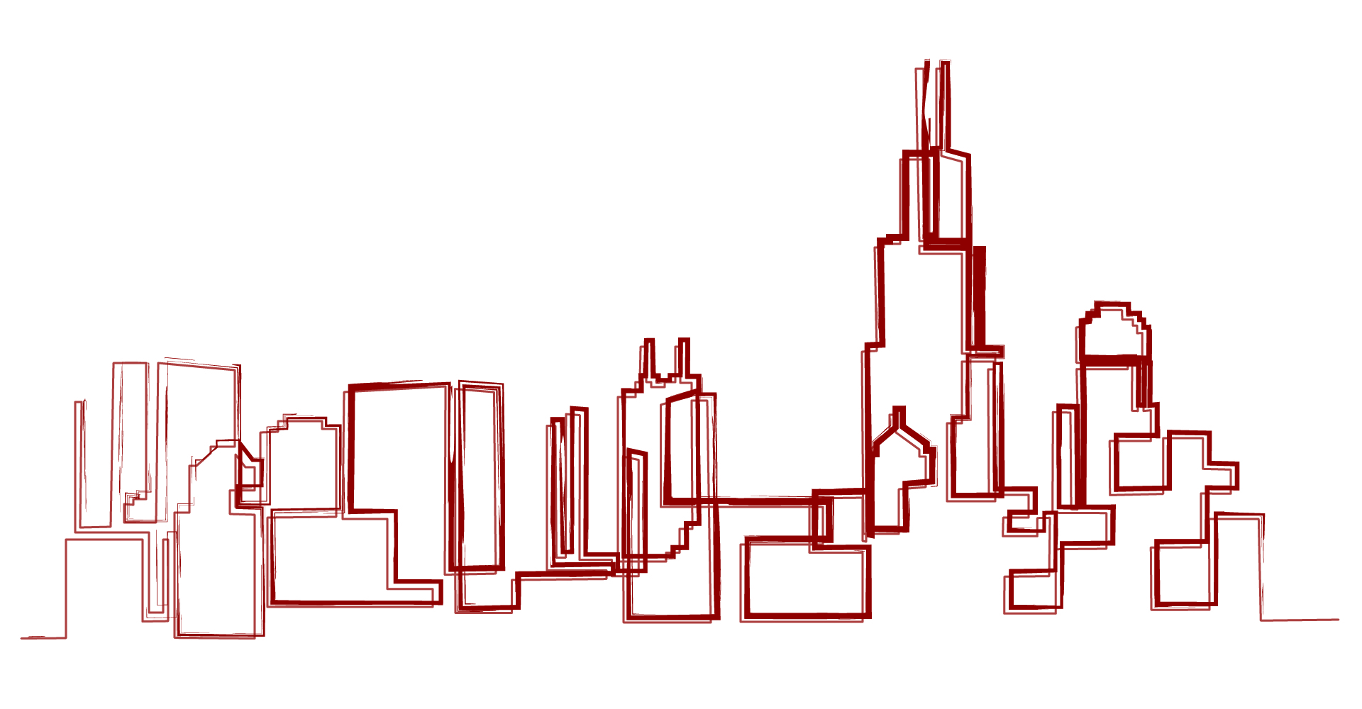 skyline-line-drawing